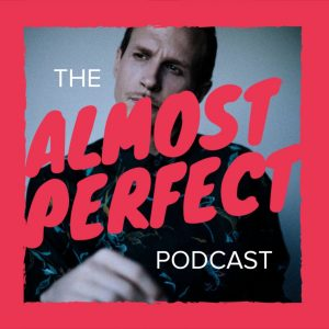 The Almost Perfect Podcast logo